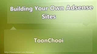 ppt-42078-Building-Your-Own-Adsense-Sites
