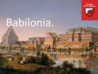 Babilonia.