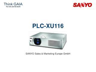 PLC-XU116