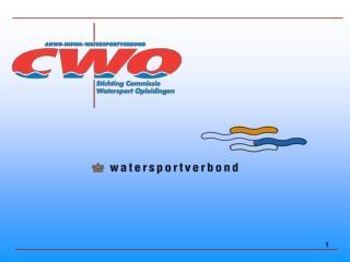 Programma  Inleiding CWO  Nieuwe richtlijnen voor CWO-locaties  Motivatie