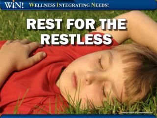 Kisah mengenai Pengaruh Kehilangan rasa ngantuk     (Tak Bisa Tidur)