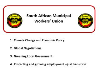 South African Municipal Workers' Union
