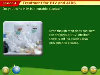 Treatment for HIV and AIDS