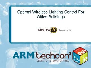 Optimal Wireless Lighting Control For Office Buildings