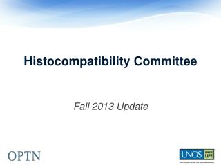 Histocompatibility Committee