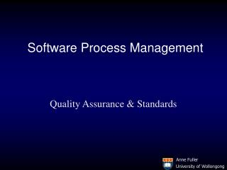 Software Process Management