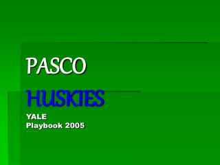 PASCO HUSKIES