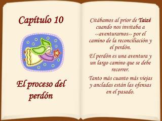 Capítulo 10 El proceso del perdón