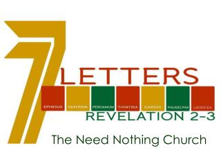 The Need Nothing Church
