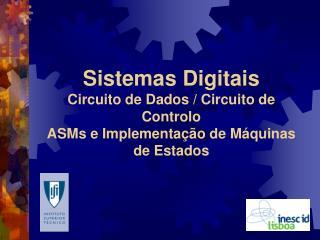 Projecto de Sistemas Digitais