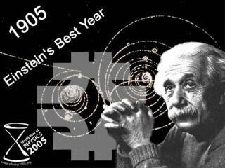 Einstein�s Three Great Discoveries