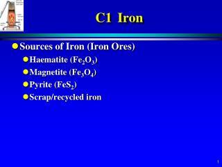 C1Iron