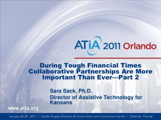 During Tough Financial Times Collaborative Partnerships Are More Important Than Ever—Part 2