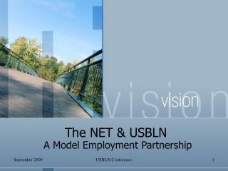 The NET & USBLN