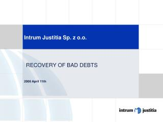 Intrum Justitia Sp. z o.o.