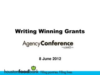 Writing Winning Grants