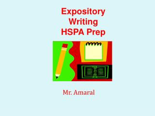 Mr. Amaral