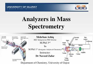 Analyzers in Mass Spectrometry