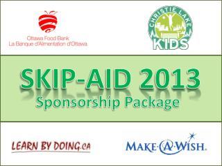 SKIP-AID 2013