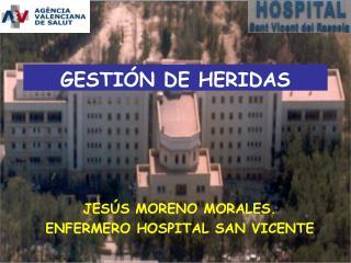 GESTIÓN DE HERIDAS