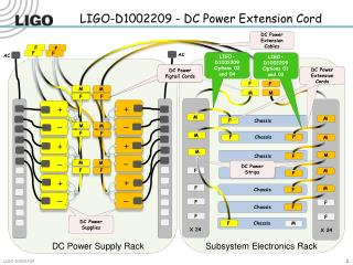 LIGO-D1002209 - DC Power Extension Cord