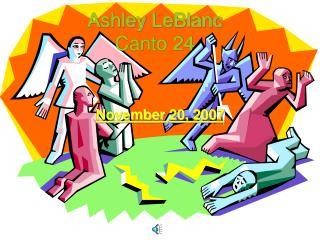 Ashley LeBlanc Canto 24