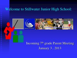 Welcome to Stillwater Junior High School: