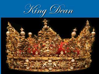 King Dean