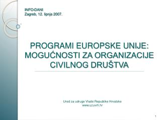 Ured za udruge Vlade Republike Hrvatske uzuvrh.hr