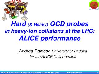 Hard  (& Heavy)  QCD probes  in heavy-ion collisions at the LHC: ALICE performance