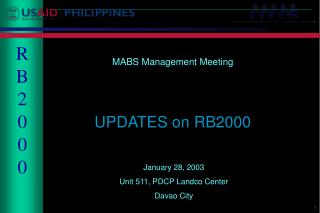 MABS Management Meeting