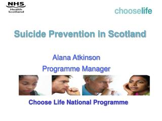 Suicide Prevention in Scotland