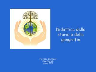 Didattica della storia e della geografia