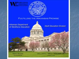 Arkansas Department of Workforce Education