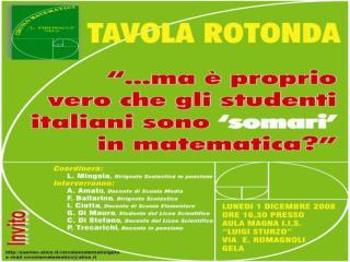 La  Mathematical Literacy  in PISA è stata definita come:
