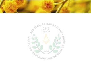 Acácias Nove de Maio de São Bernardo do Campo