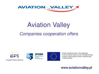 Aviation Valley Companies cooperation offers