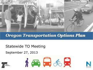 Oregon Transportation Options Plan