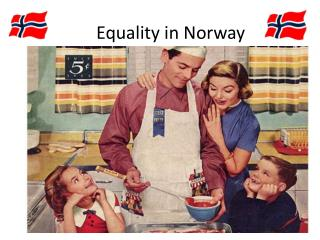 Equality in Norway