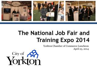 The National Job Fair and Training Expo 2014