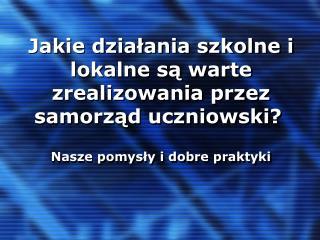 Parlament Młodzieży Wrocławia