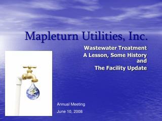 Mapleturn Utilities, Inc.