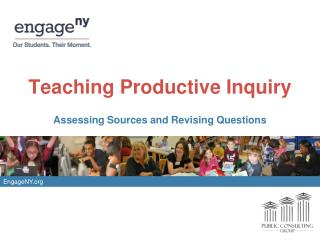 Teaching Productive Inquiry