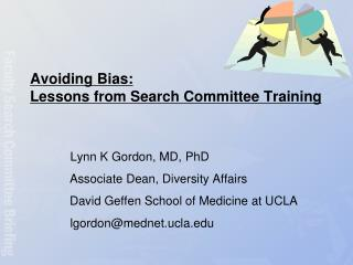 Avoiding Bias:  Lessons from Search Committee Training