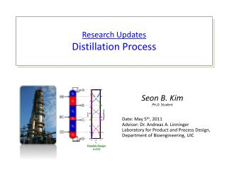 Research Updates Distillation Process