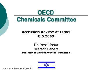 OECD  Chemicals Committee