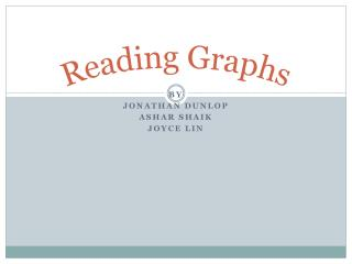 Reading Graphs