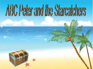 ABC Peter and the Starcatchers