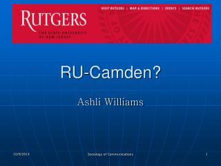 RU-Camden?