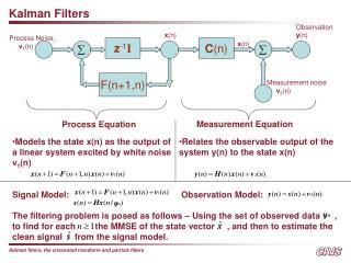 Kalman Filters